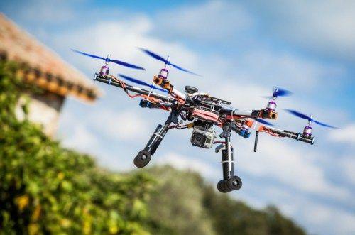 Крымским владельцам дронов запретили полеты без разрешений