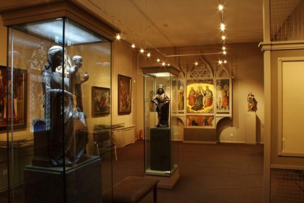 В Ливадийском дворце впервые покажут «Крымскую коллекцию Государственного музея истории Санкт-Петербурга»