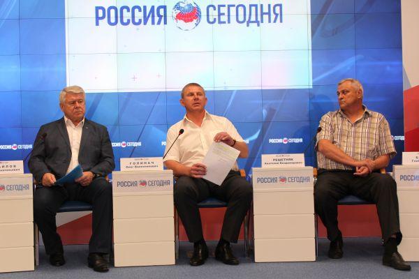 Олег Голинач: После Крымской весны горизонты в спорте для нашей молодежи открыты