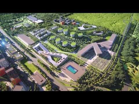 «Монолит» презентовал проект «Крымская роза» на миллион квадратов недвижимости с новыми социальными объектами и бизнес-кластером