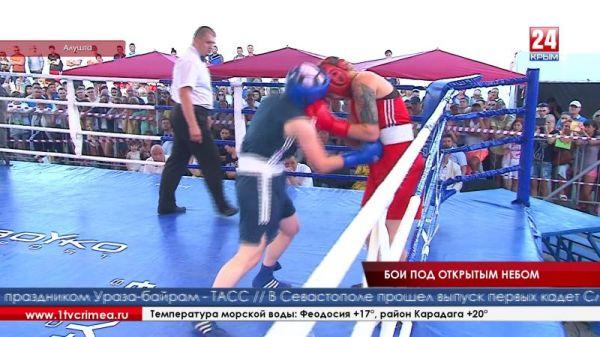 В Алуште стартовало первенство страны по боксу среди студентов, посвященное памяти Героя России Алиме Абденановой. Крым принимает турнир второй год подряд