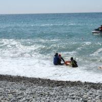 МЧС России предупреждает: сильный ветер и течение может у нести в море