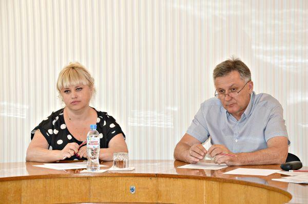 Глава Симферополя Виктор Агеев провел прием граждан