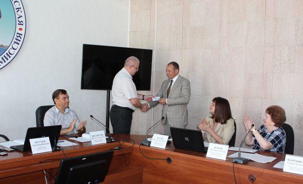 Илья Журавлев зарегистрирован кандидатом в Губернаторы города Севастополя