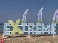 В Черноморском районе состоялось открытие V Международного фестиваля экстремальных видов спорта «EXTREME Крым 2017»