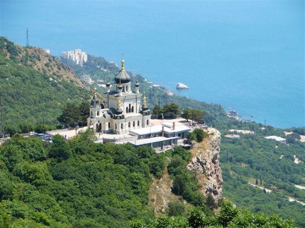 В Крыму 23 июля до +34°С, малооблачно