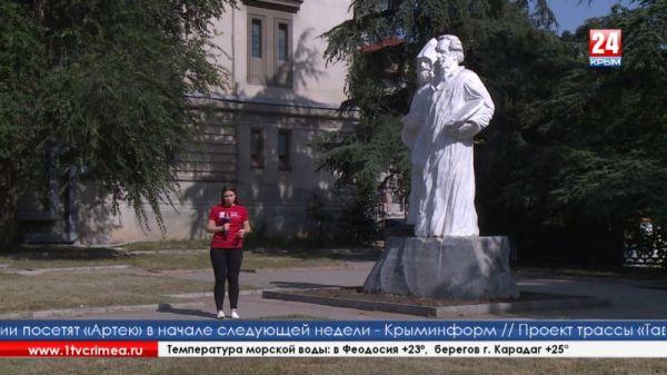 В Крым на празднование 200-летия со дня рождения Ивана Айвазовского приехали потомки мариниста
