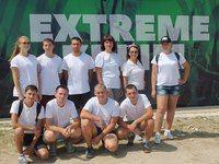 Молодежь Советского района участие в праздновании Дня молодежи в рамках фестиваля «Extreme Крым»