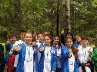 Команда Республики Крым приняла участие во Всероссийском Слёте юных краеведов
