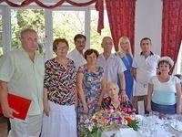 Почетный гражданин Алупки Магдалина Исина отпраздновала 90-летний юбилей