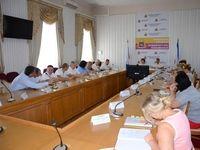 Работы по укладке асфальта на улицах Киевская и Московская будут завершены в ближайшее время