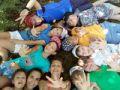 Для детей из посёлка Олива организовали конную прогулку