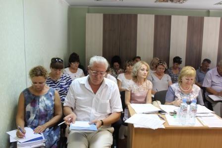 В Минтруда состоялось совещание с руководителями территориальных отделений Центра занятости населения Республики Крым