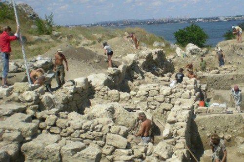 Ученые выяснили, чем питались древние жители Крыма