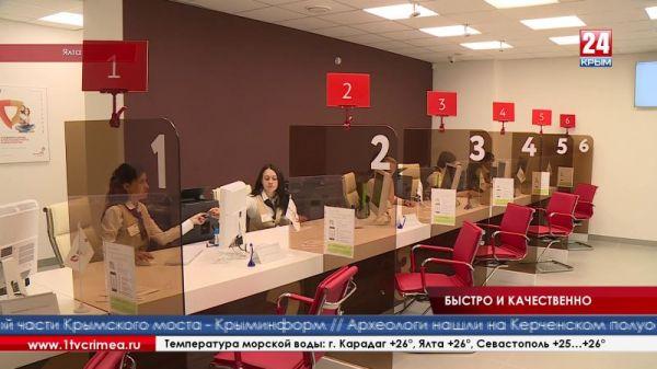 В Ялте открылся второй многофункциональный центр предоставления государственных и муниципальных услуг