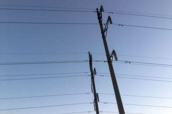 ВКрыму без света остались практически 11 тыс. человек