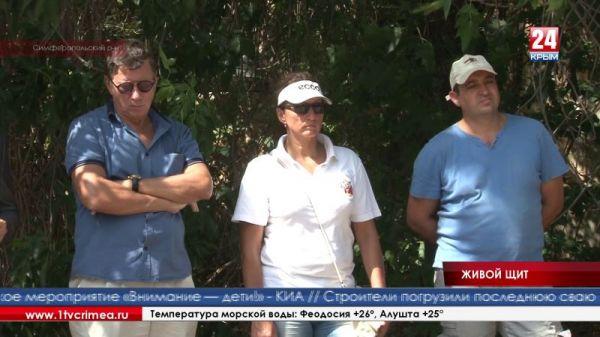 Телохранители из Санкт-Петербурга приехали в Крым, чтобы обменяться опытом с местными коллегами