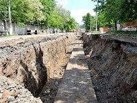 Министерство жилищно-коммунального хозяйства Республики Крым активно готовится к завершению ремонта трубопроводов по ул.Толстого