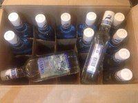 В Евпатории выявлен факт торговли нелегальной алкогольной продукцией