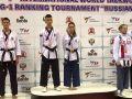 Крымчане привезли медали с международного турнира по тхэквондо ВТФ