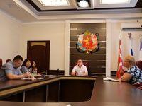 В администрации города состоялся еженедельный прием граждан