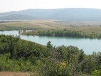Госинспекторами установлен факт забора воды из реки Салгир на территории Нижнегорского района