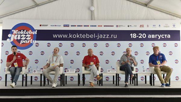 Дмитрий Киселев привез на Koktebel Jazz Party группу из Нового Орлеана