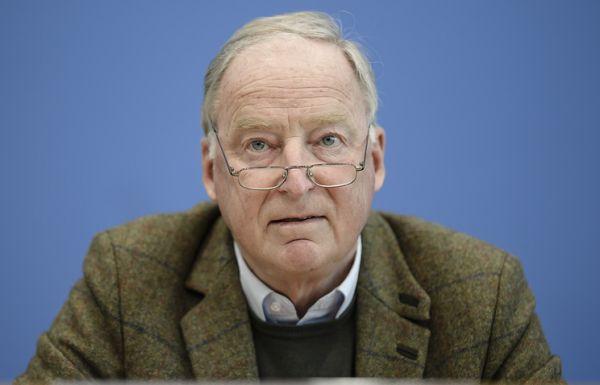 Пророссийский кандидат вканцлеры Германии сделал объявление поКрыму— Выборы вГермании