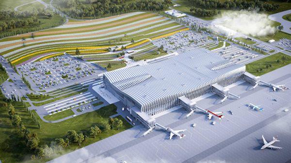 Открытие нового терминала аэропорта Симферополя недолжно сказаться настоимости билетов— Левитин