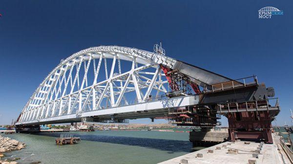Опоры проседают: блогер поведал осерьезной проблеме Керченского моста