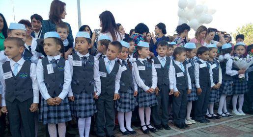 ВСимферополе открыли школу «четырех президентов», строившуюся 25 лет