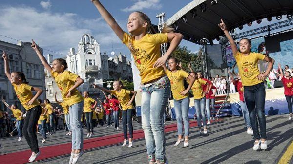 ВЕвпатории состоялось открытие кинофестиваля «Солнечный остров»