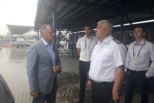 Владимир Константинов посетил крупнейшие промышленные и инфраструктурные объекты города Керчи