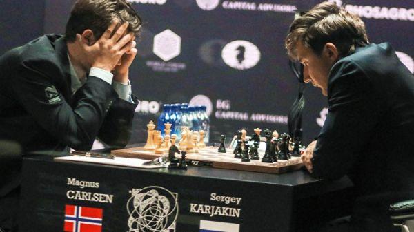 Карякин проиграл наКубке мира, несумев защитить чемпионский титул