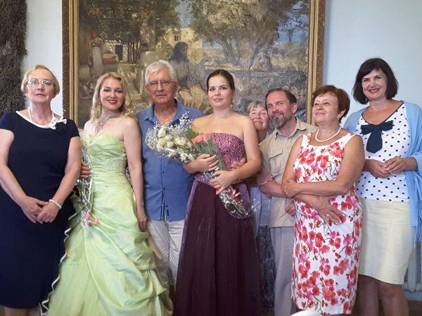 В Алуште состоялся концерт, посвященный 100-летию последнего концерта Сергея Рахманинова в Крыму
