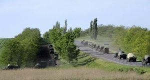 Возле Крыма заметили украинскую военную технику