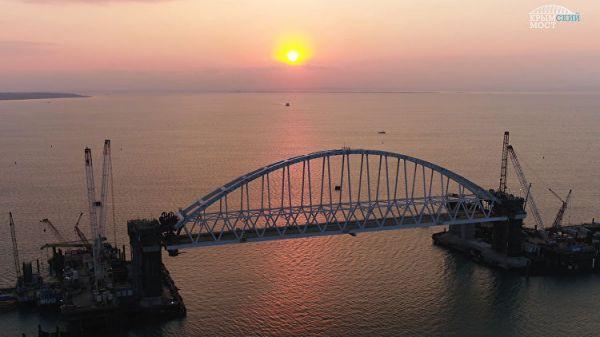 Газманов спел «народную» песню про Крымский мост