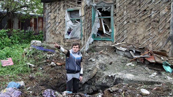 ВСУ засутки выпустили неменее 40 боеприпасов поЛНР