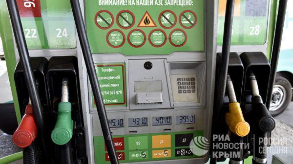 В России повысят рост акцизов на бензин для строительства дорог