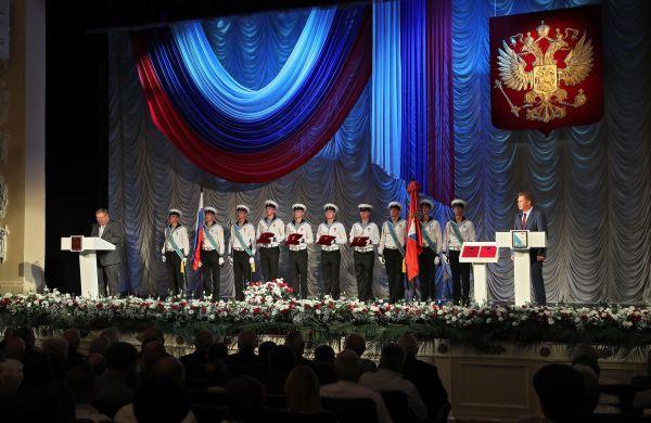 Руководство Севастополя ушло вотставку после избрания губернатора