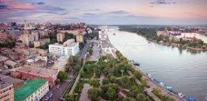 Крымская художница сделала подарок Ростову