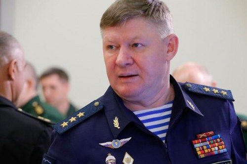 В ДТП попал генерал, руководивший специальной операцией в Крыму в 2014 году