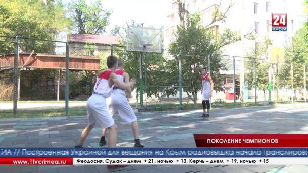 Крым добивается успехов в школьном спорте. Полуостров в числе лучших по итогам спартакиады учащихся