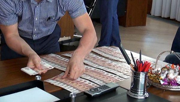Милиция задержала подозреваемых всбыте фальшивых купюр вКрыму