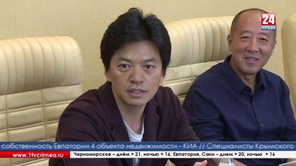 Делегация из Китая поделится впечатлениями о Крыме в своём регионе