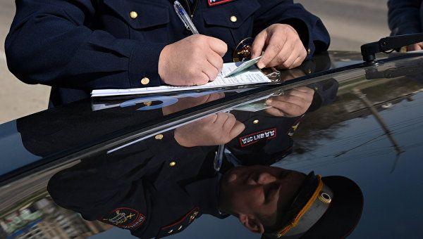 Жители России смогут сообщать онарушениях ПДД всистеме «Народный инспектор»
