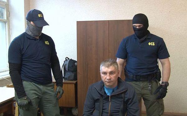 Сослуживец шпиона, задержанного в Крыму: Он был добрый и всегда всем помогал
