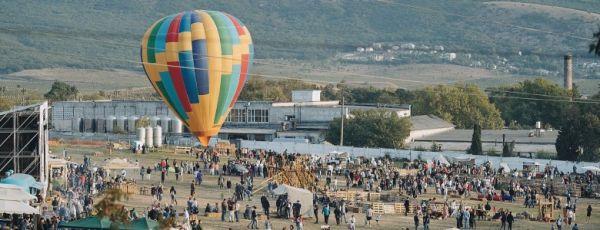 Винный фестиваль в Балаклаве собрал более 15 тысяч гостей