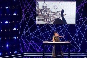 Ксения Симонова выступила в Португалии