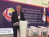 Александр Голенко посетил Шестой российско-армянский межрегиональный форум